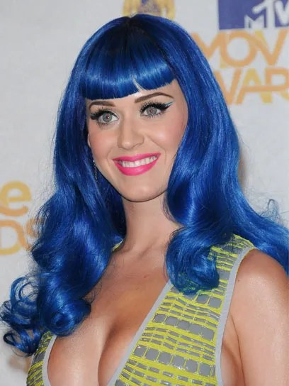 Katy Perrys Best Hair Moments Teen Vogue