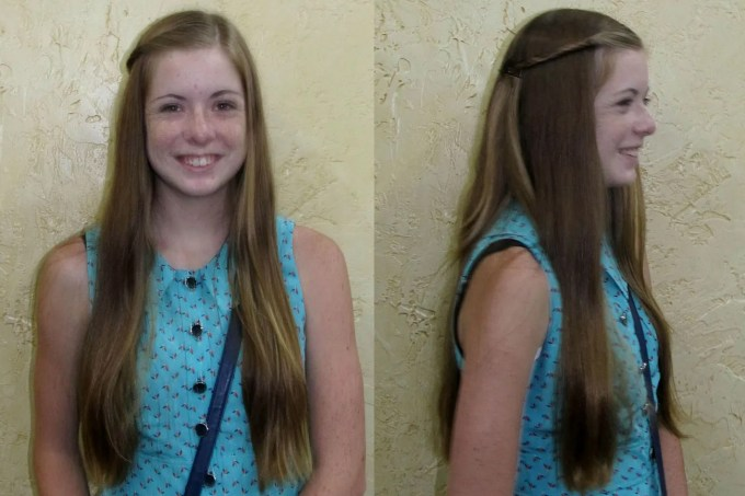 Where can i donate highlighted hair gallery hair extension donating highlighted hair for cancer hairsstyles sponsored story going to beautiful lengths teen vogue pmusecretfo gallery pmusecretfo Image collections