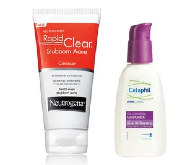Rosemarie Ingleton M D Nycbased Dermatologist I Recommend Neutrogena Rapid Clear Stubborn Acne Cleanser Because It