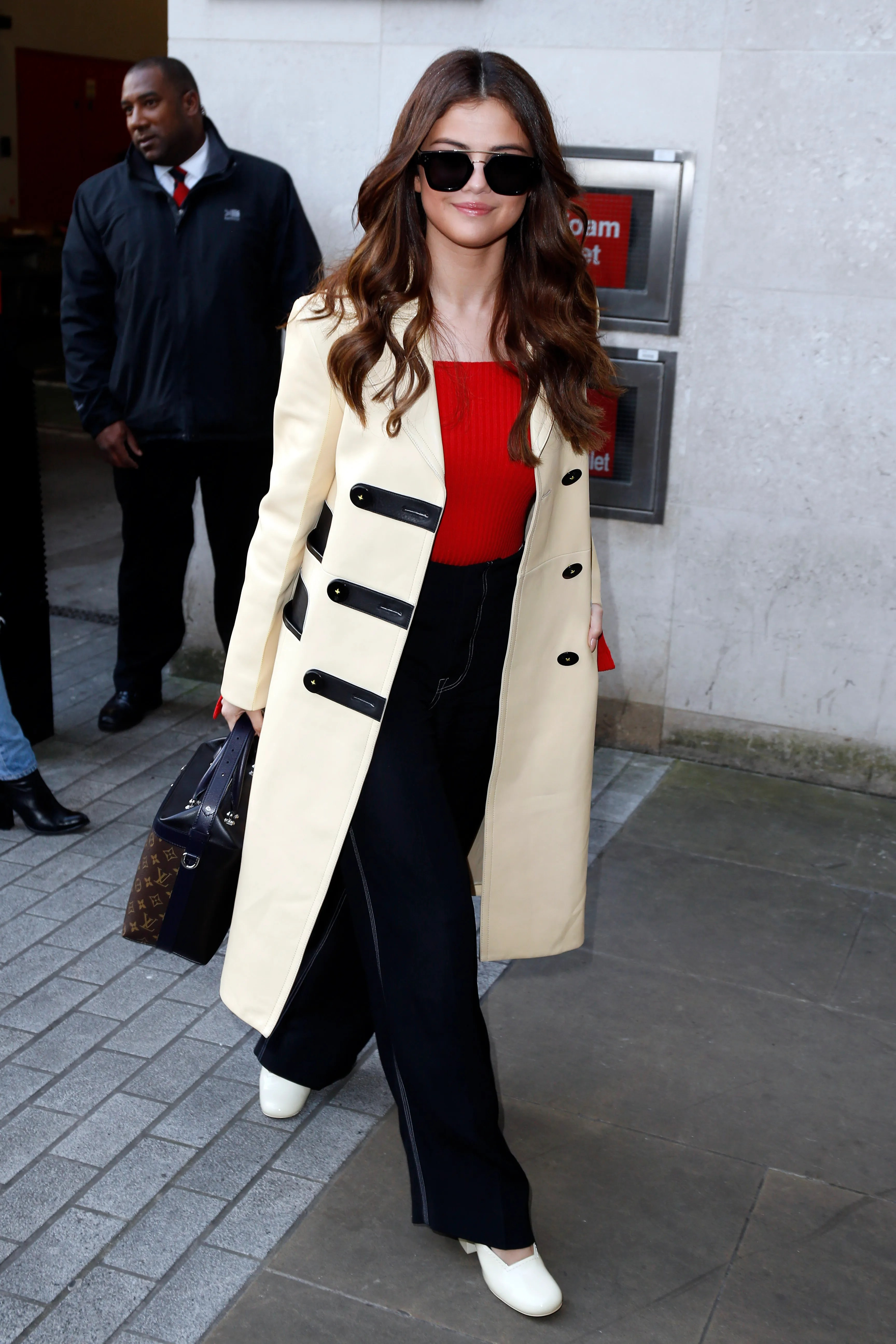 The 15 Best Celebrity Fall Coats From Selena Gomez To