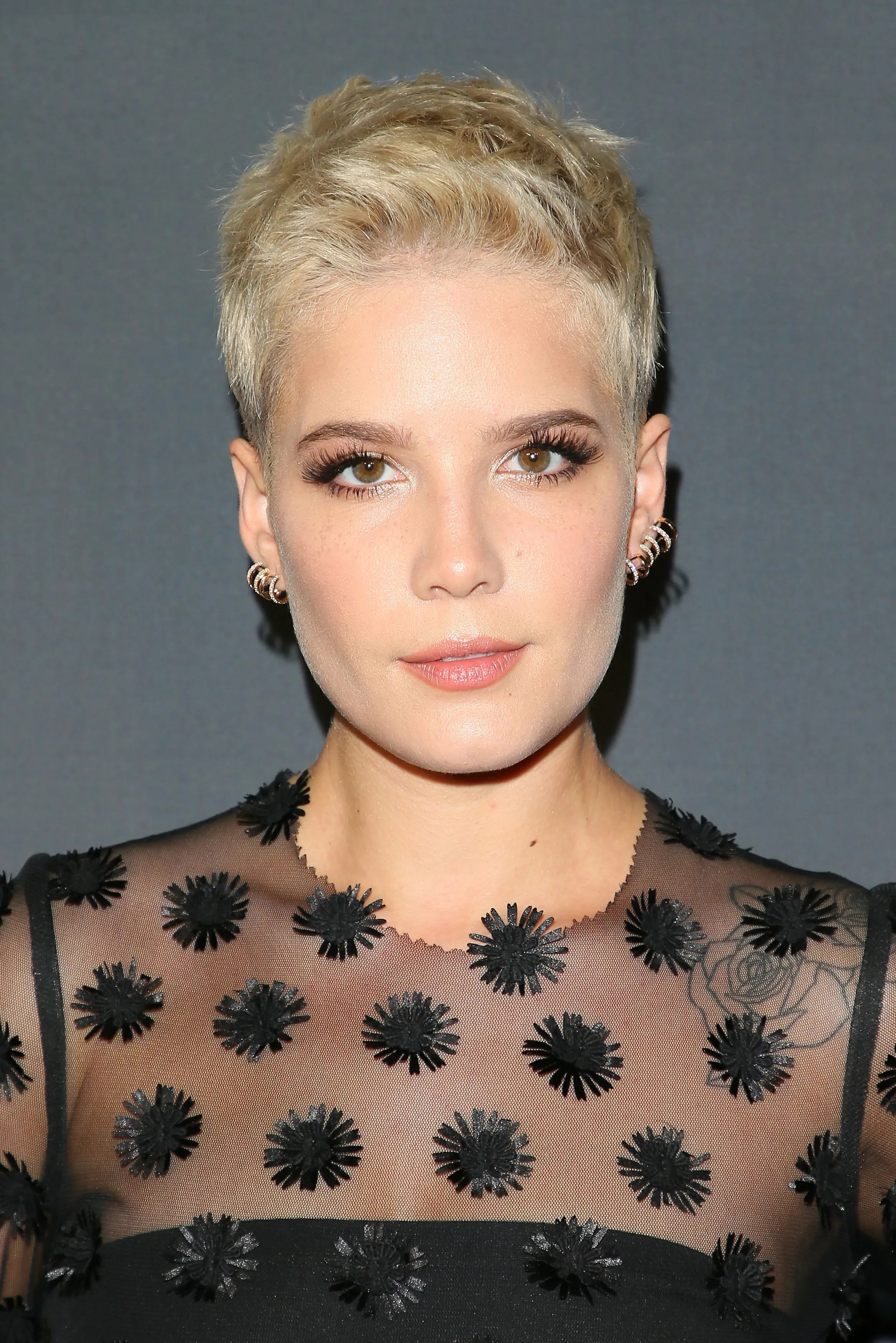 Best Celebrity Inspired Prom Hairstyles For Short Hair