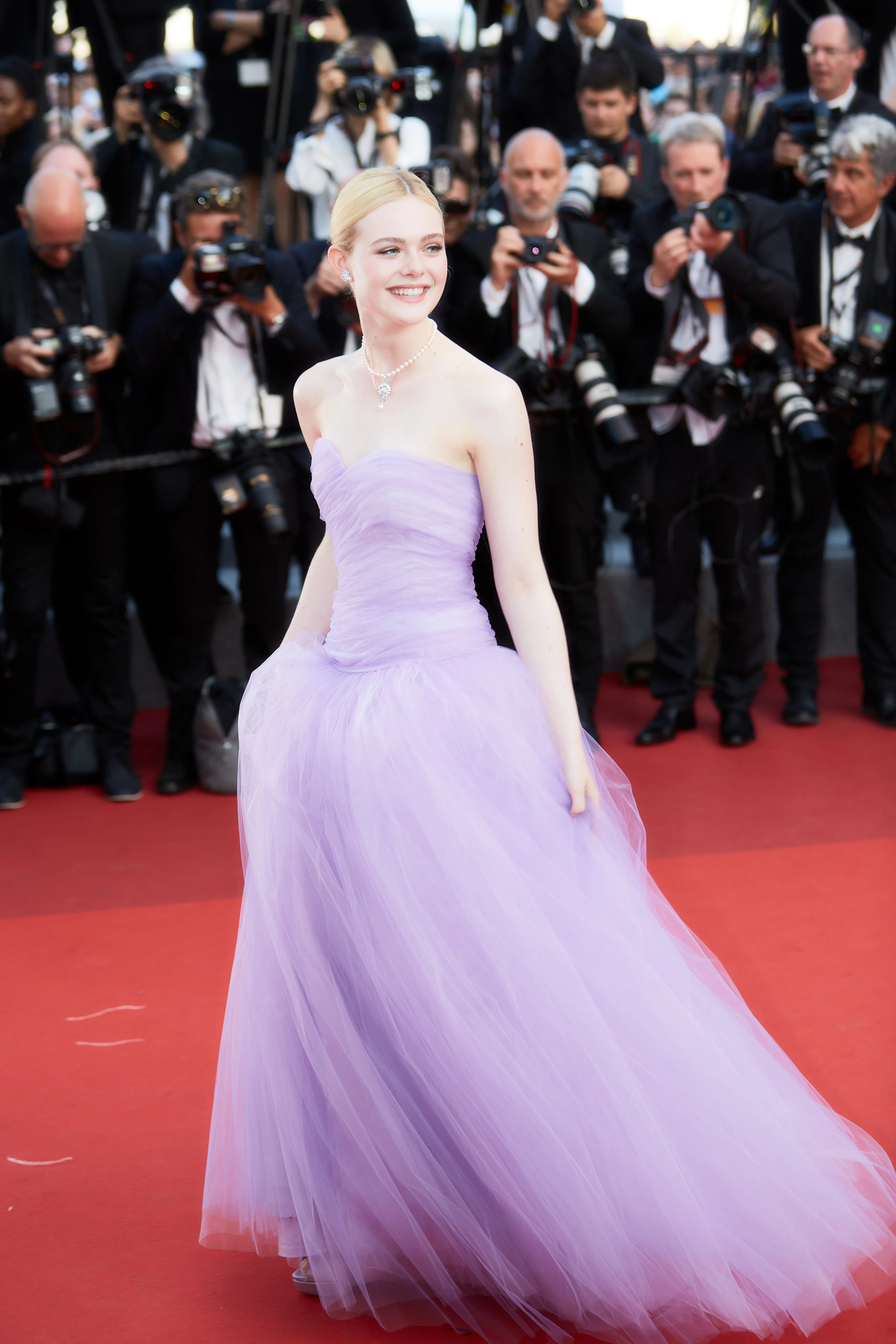 Elle Fanning Cannes Film Festival 2017 Best Looks Teen Vogue