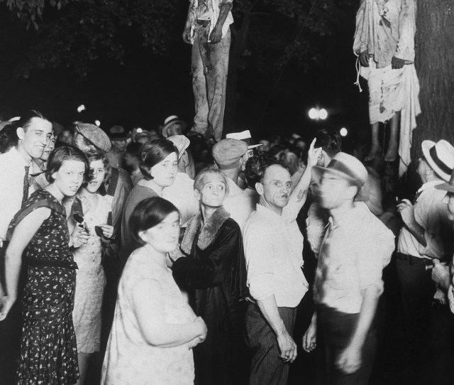Lynching In The United States Explained Teen Vogue