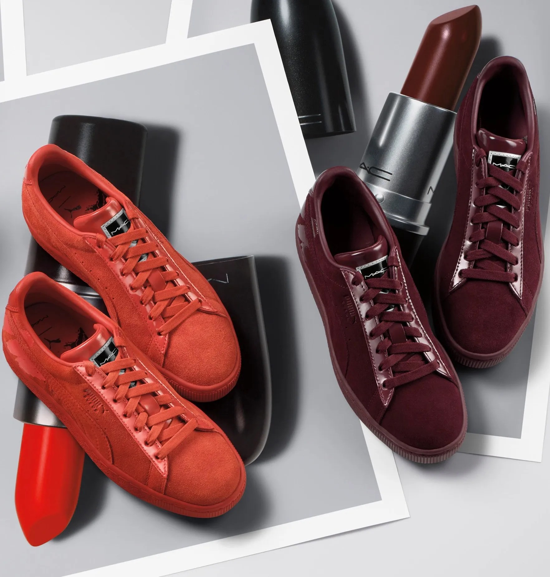 a274bc7f087 For Puma's newest line of sneakers, the brand found inspiration not among  your favorite singers, Kardashian-Jenners, or cartoon characters, ...