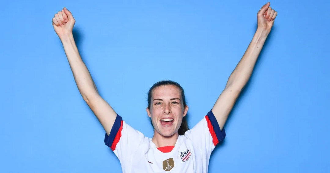 How U.S. Soccer Star Tierna Davidson Plans to Calm Her Nerves Before the World Cup