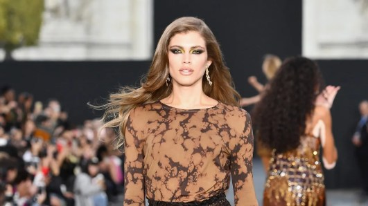 Image result for Victoria's Secret top executive quits after company hires first transgender model
