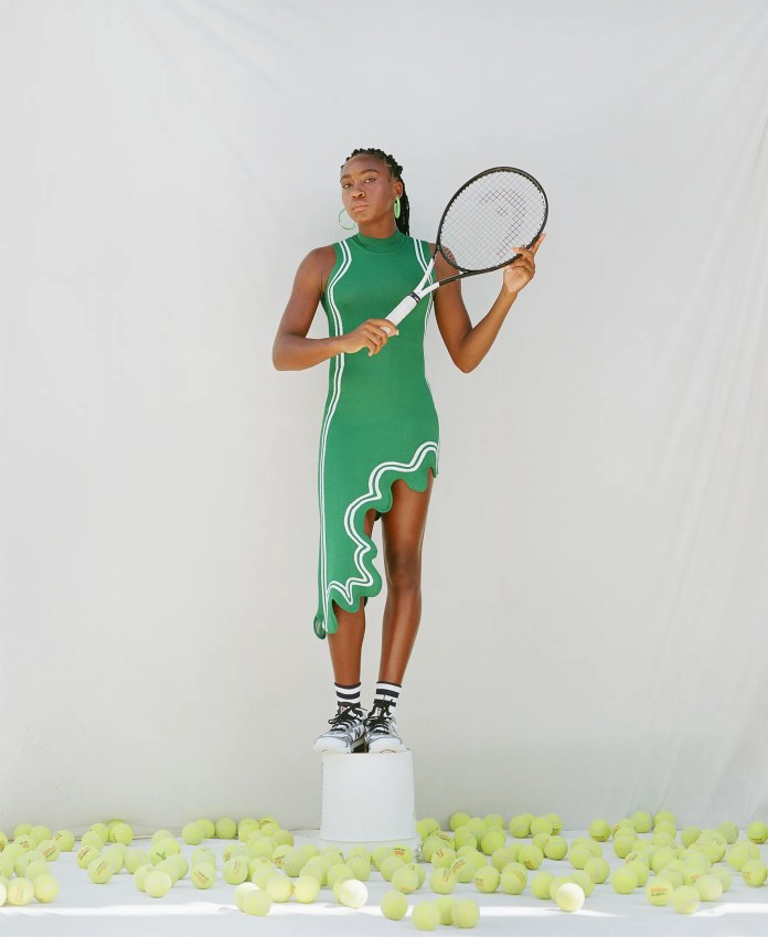 Image result for coco gauff teen vogue