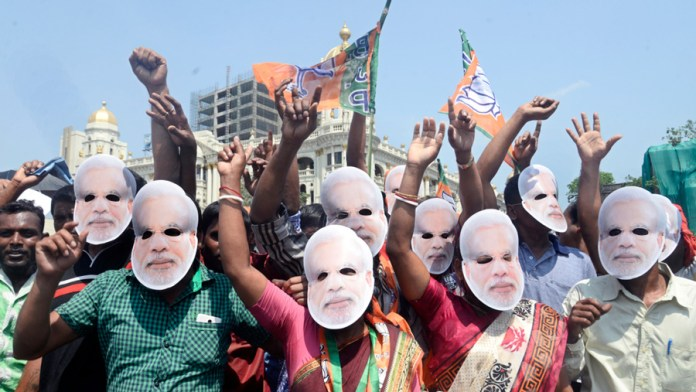 Review: Middle Class, Media and Modi: The Making of a New Electoral  Politics by Nagesh Prabhu - Telegraph India