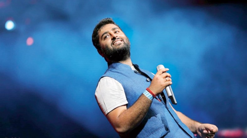 Arijit Singh on composing music for 'Pagglait' - Telegraph India