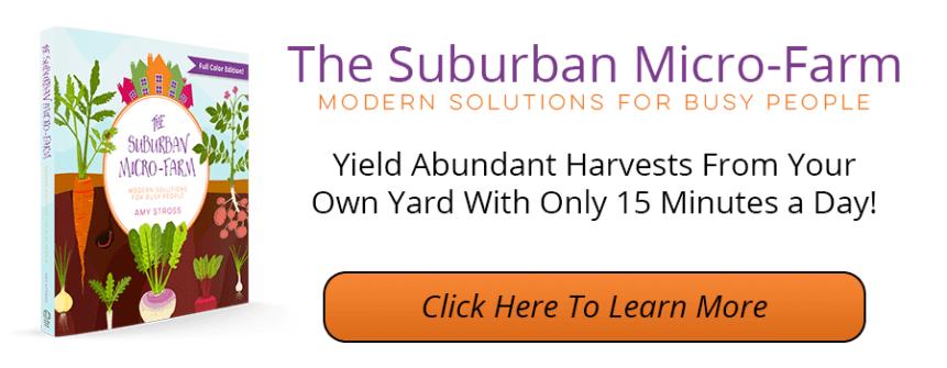 Das Suburban Micro-Farm Book