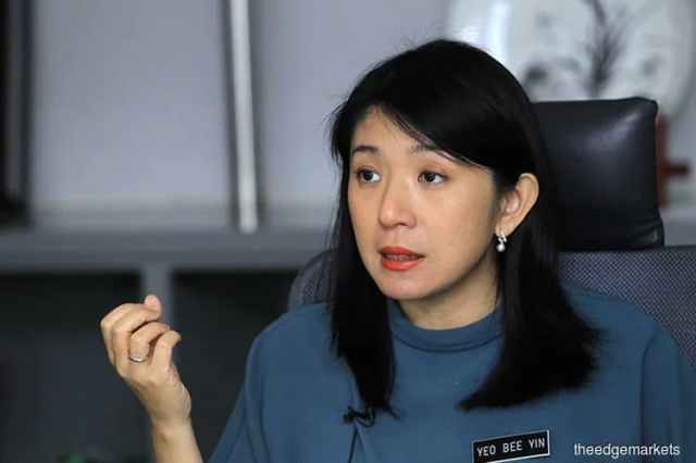 Yeo Bee Yin : RM198m in arrears to electricity supply trust account