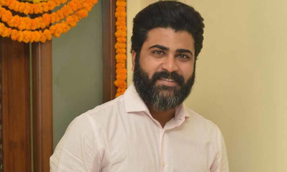 Sharwanand Gets Injured During Shoot Rehearsals