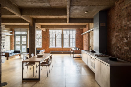 Warehouse Conversions For The Modern House