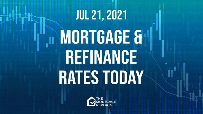 Mortgage And Refinance Charges As We Speak, July 21   Charges Falling