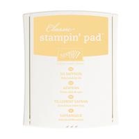 So Saffron Classic Stampin' Pad