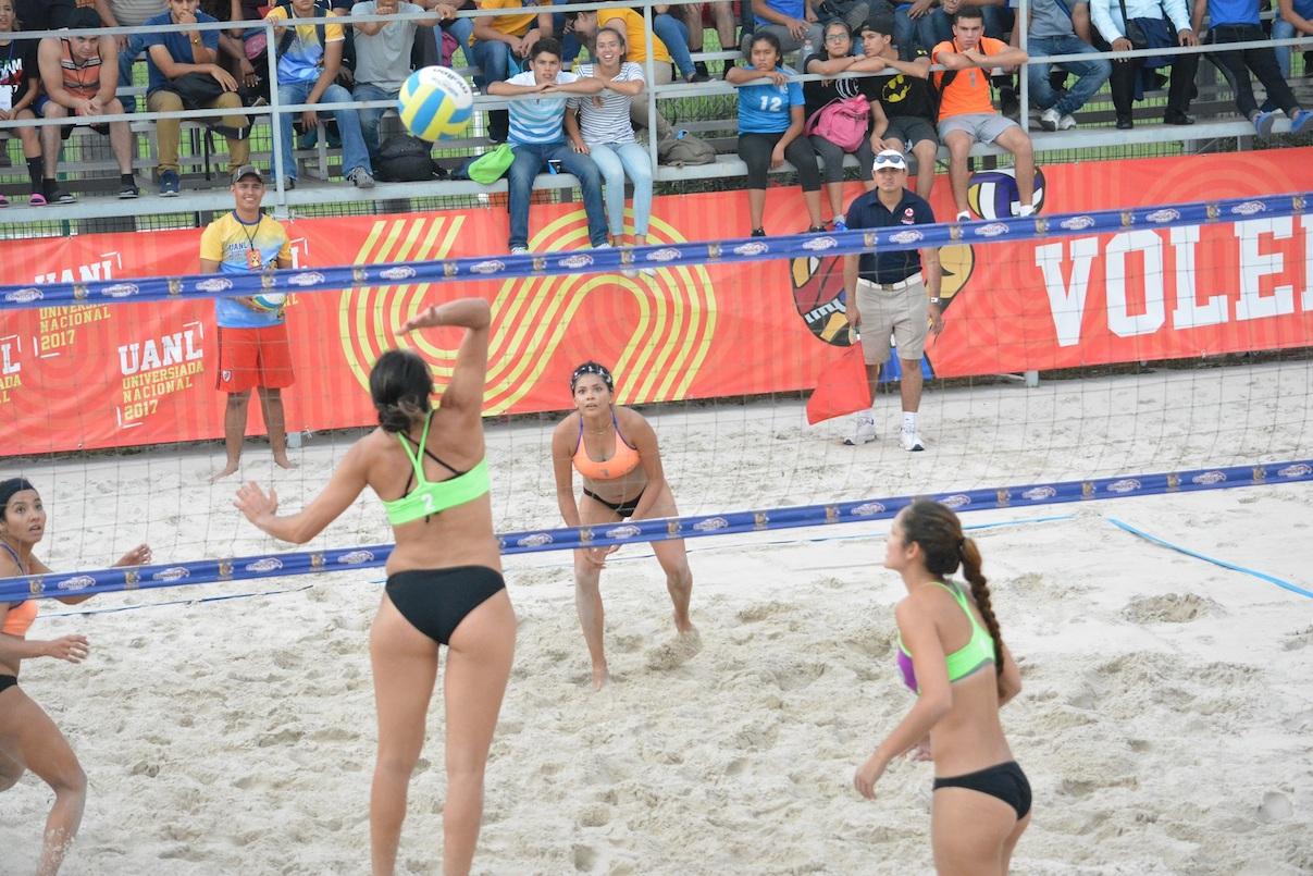 La UACH Es De Oro En Voleibol De Playa Y En Karate En La