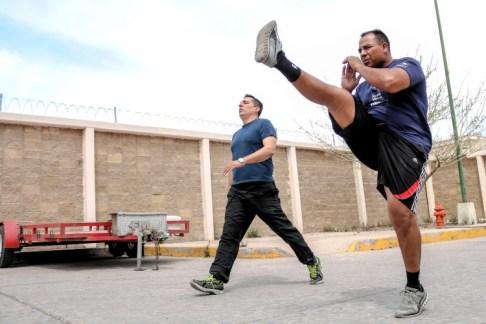 Competencia gladiadores
