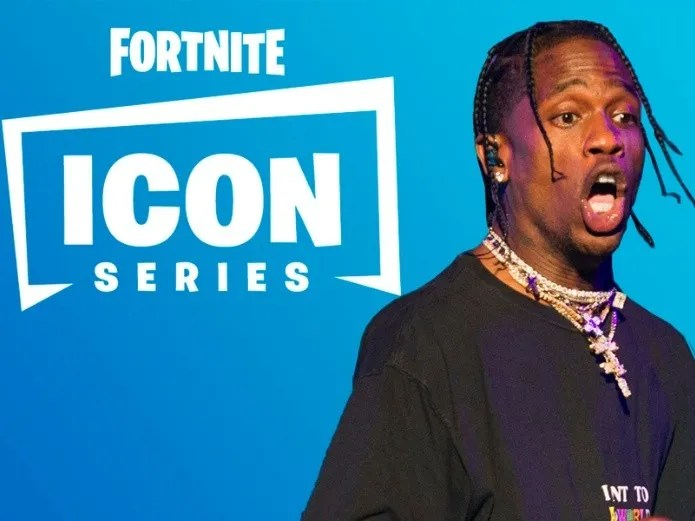 Travis Scott is one of the rappers most famous today and could appear in Fortnite(Epic Games / AP)