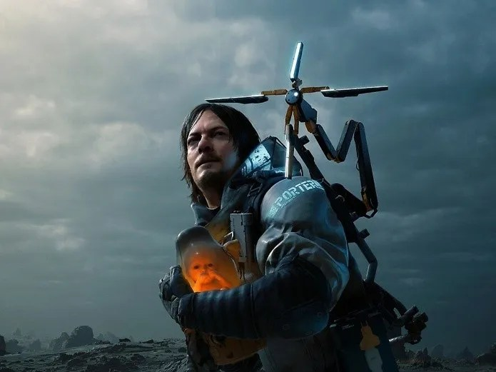 Death Stranding is one of the best games that have come out in recent times(Kojima Productions)