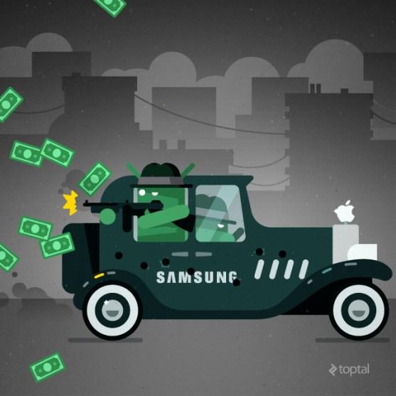 There's money to be made in mobile payments, so Apple, Google and Samsung are eager to get on board.