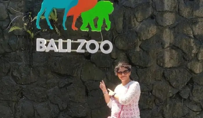 visiting to Zoo was a great experience