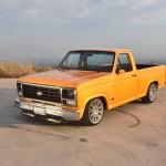 1985 Ford F150 Intercepted