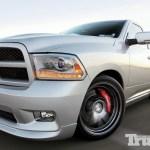 2012 Ram R T Blurred Lines Truckin Magazine