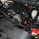 Painless Performance Powermaster Alternator Odyssey Battery On 2003 Chevy Silverado Overland Build