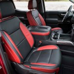 2019 Chevy Silverado Cajun Red