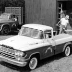 100 Years Of Dodge Trucks