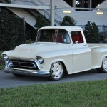 Trophy Hauler 1957 Chevy Pickup
