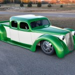 One Of A Kind Custom 1936 Chevy Crew Cab Dualie With A 5 9l 24 Valve Cummins Diesel Engine