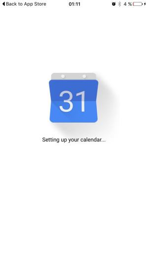 Loading by GoogleCalendar from UIGarage