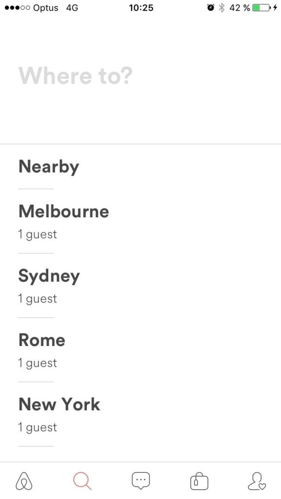 Place Picker on iOS by Airbnb from UIGarage