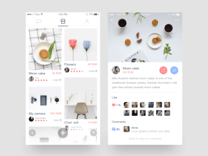 Newsfeed by Tice from UIGarage