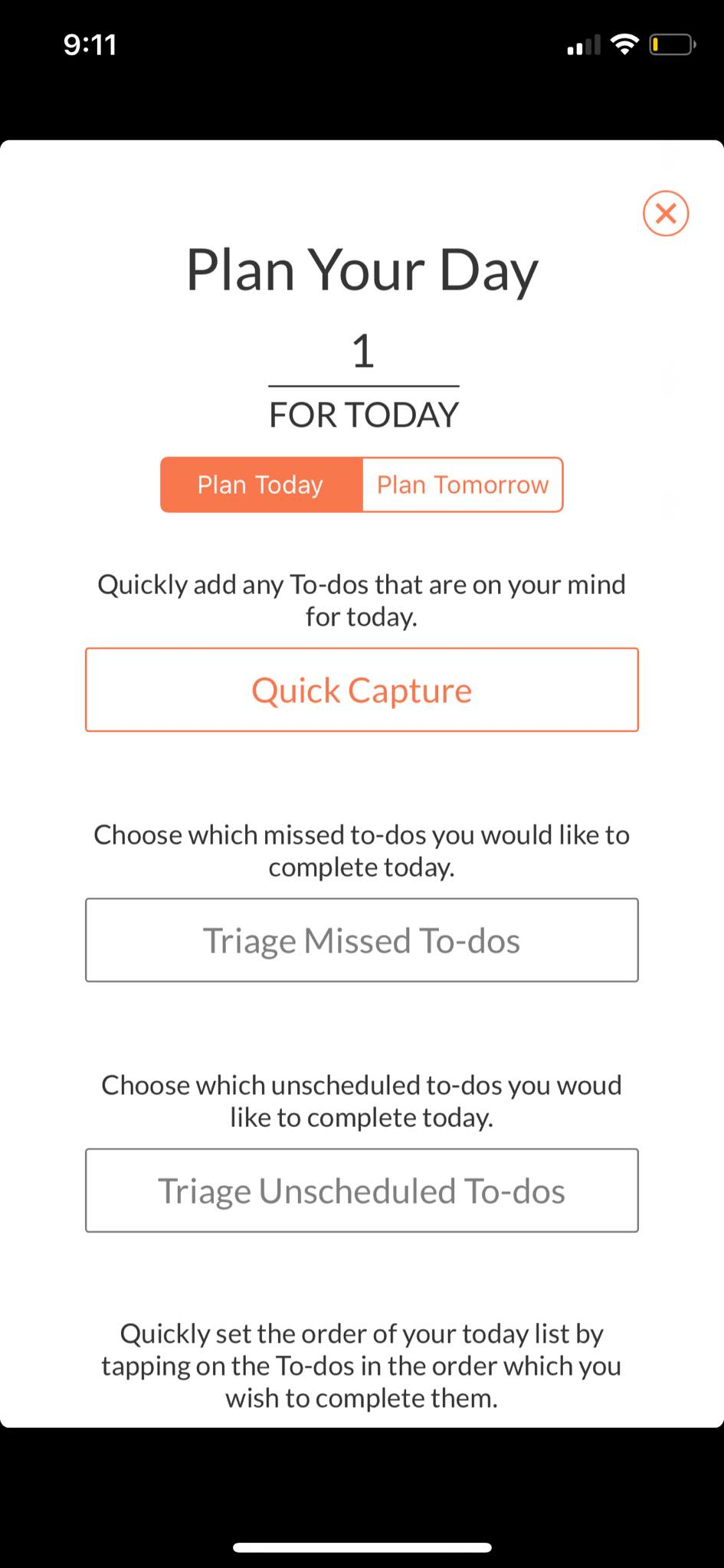 Plan Your Day on iOS by Handle from UIGarage