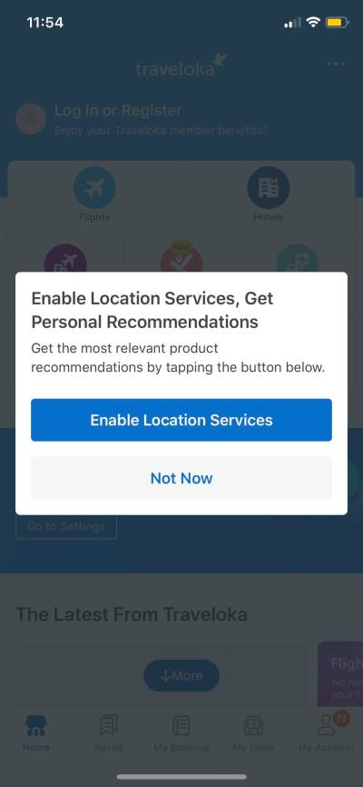 Ask Permission on iOS by Traveloka from UIGarage