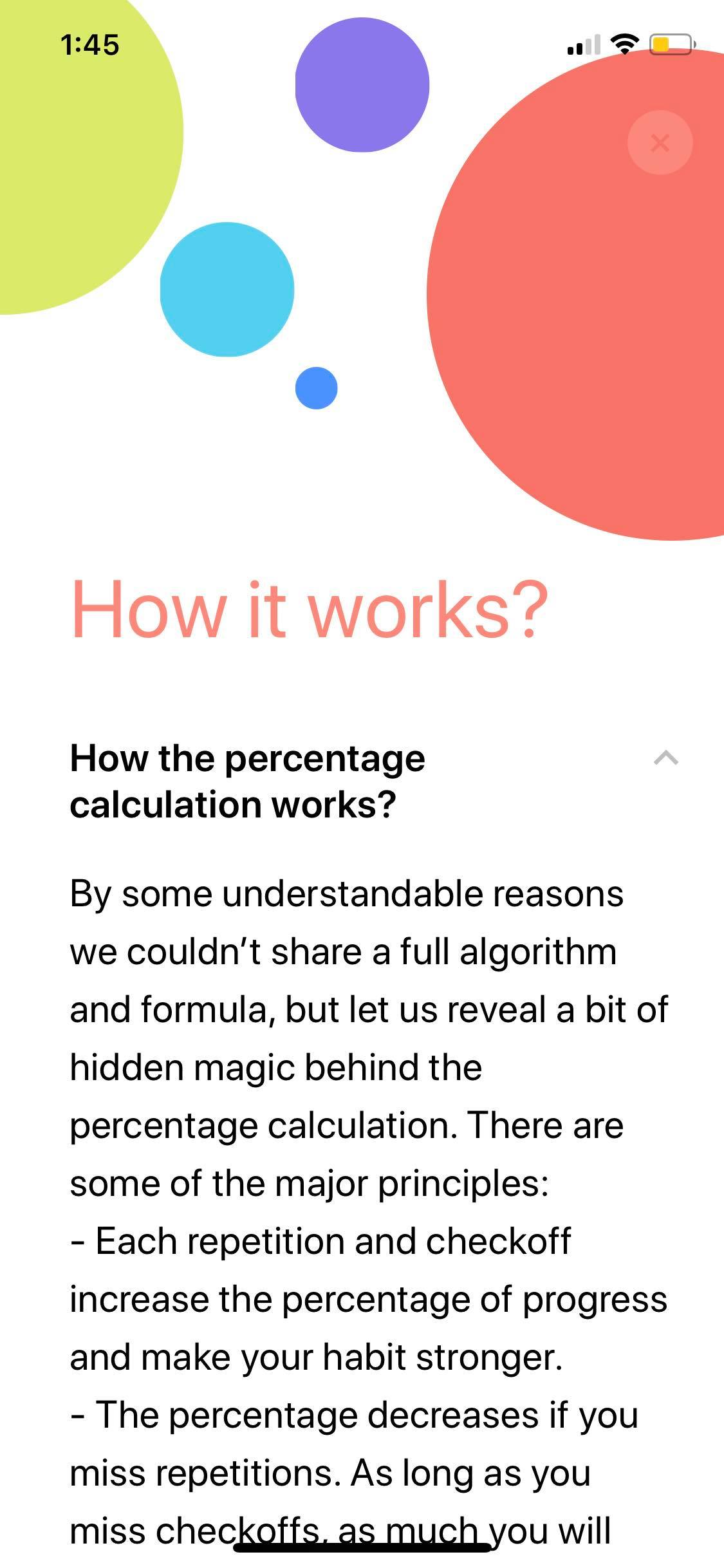 How it Works on iOS by Habbit from UIGarage