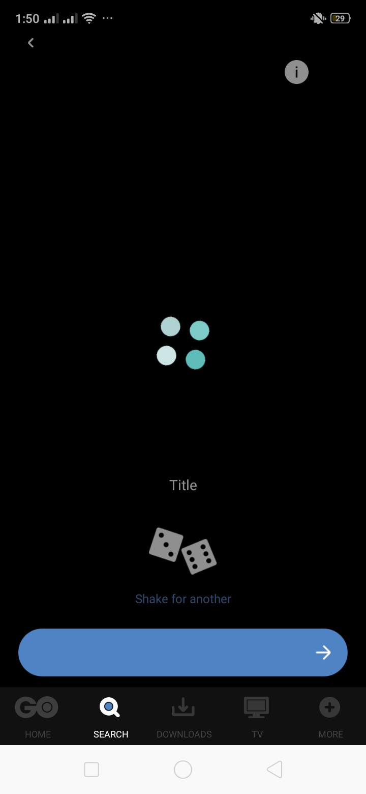 Loading on Android by HBO GO from UIGarage