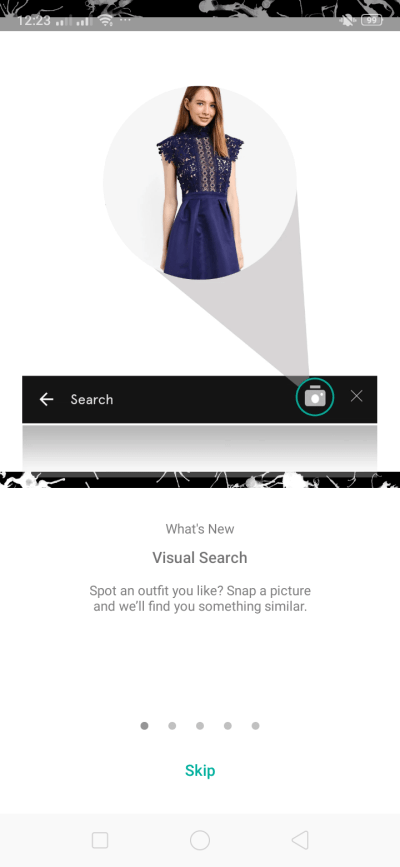 What's New on Android by Zalora from UIGarage
