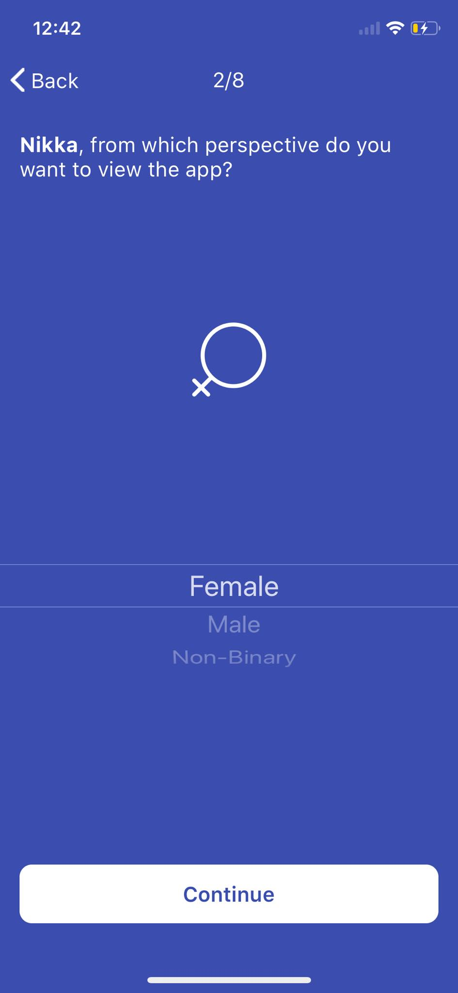 Gender on iOS by Astrology from UIGarage