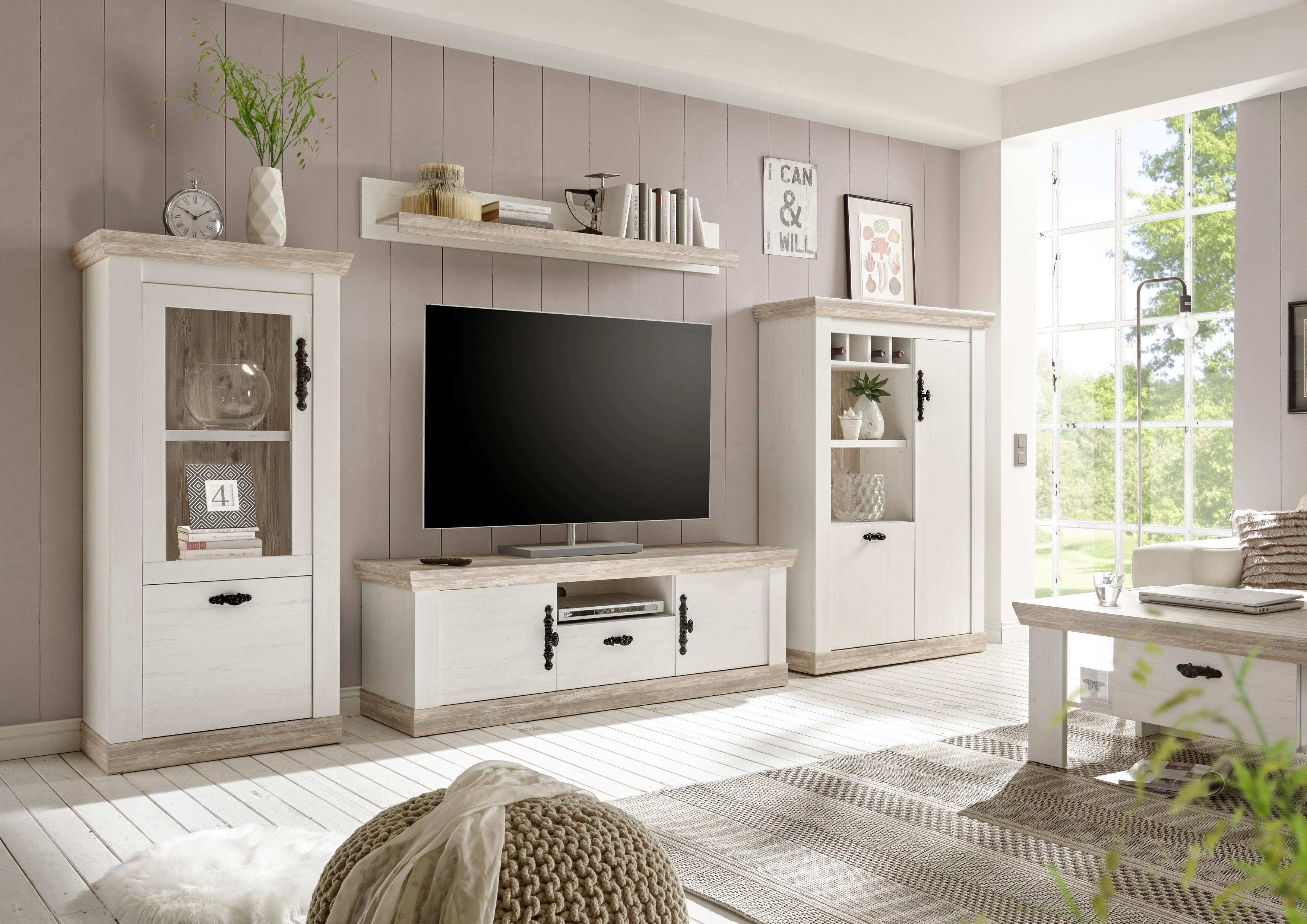 home affaire meuble tv florenz en