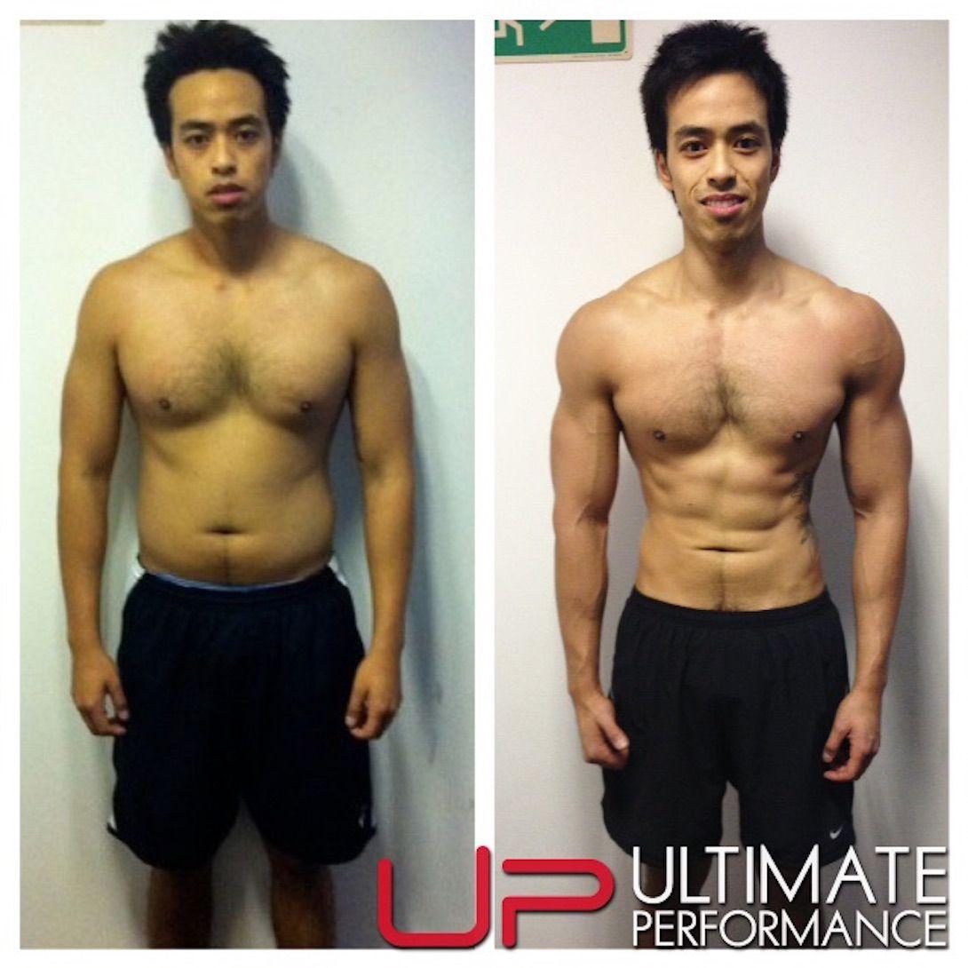 Hong Kong Body Transformation Result