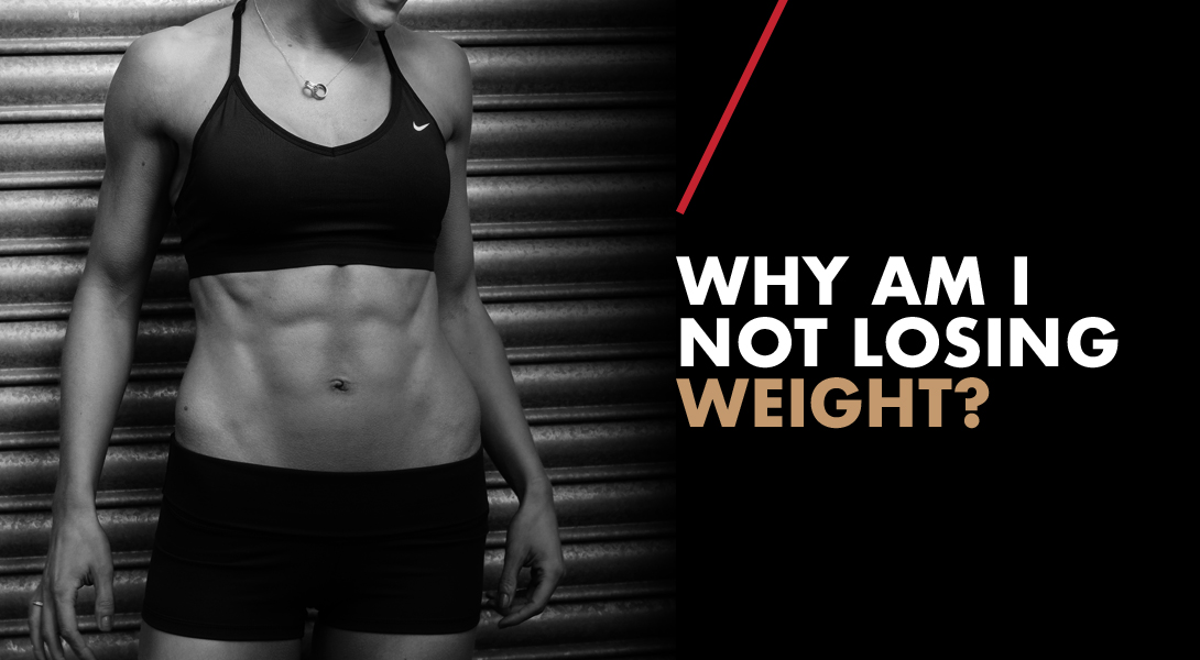 4 Reasons You're Not Losing Weight | Ultimate Performance