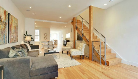 This Weeks Find Breezy Contemporary Interior In A