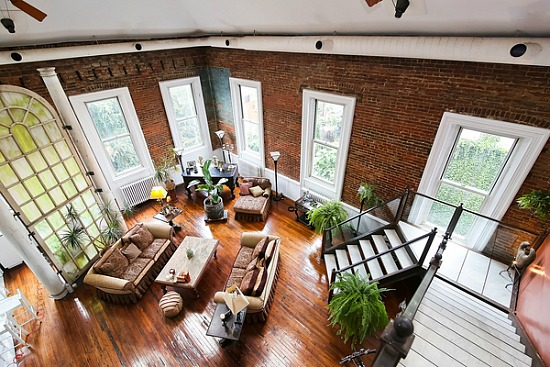 The Most Intriguing Loft In Dc
