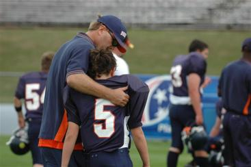 Image result for discouraged child sport