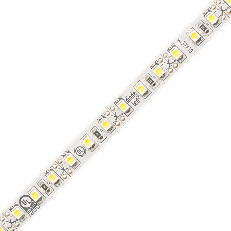 Diodeled Di 12v Bl27 Led Tape Light 2 88 Watt Ft 293 Lumens Ft K 83 Cri Blaze