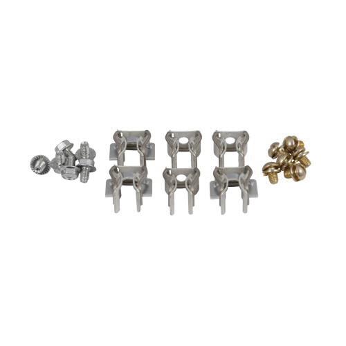 Eaton C351kc21r 3 Dual Element Fuse Clip Kit 3 Pole 30 Amp 250 Volt