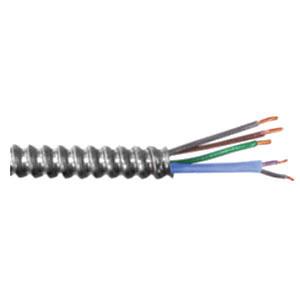 Copper Conductor Interlocked Aluminum Armored Mc Cable 12